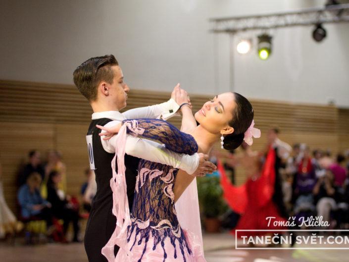 Taneční liga – Jarní cena TK Olymp Olomouc
