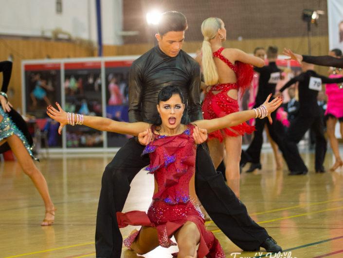 Taneční festival TK GRADACE 2017