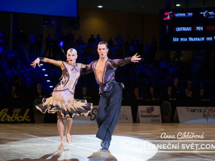 WDSF World Championship Latin 2017