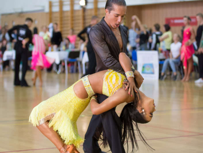 Taneční festival TK Gradace 2018 – Tomáš